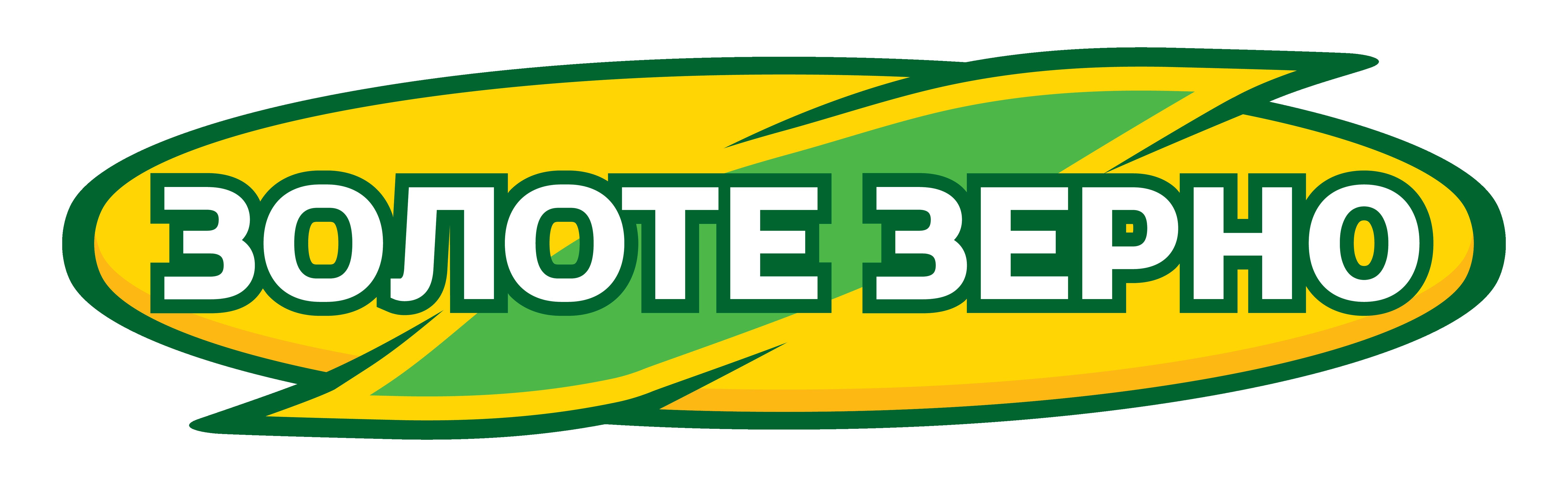 """""""Золотое Зерно"""" - обновленный логотип"""