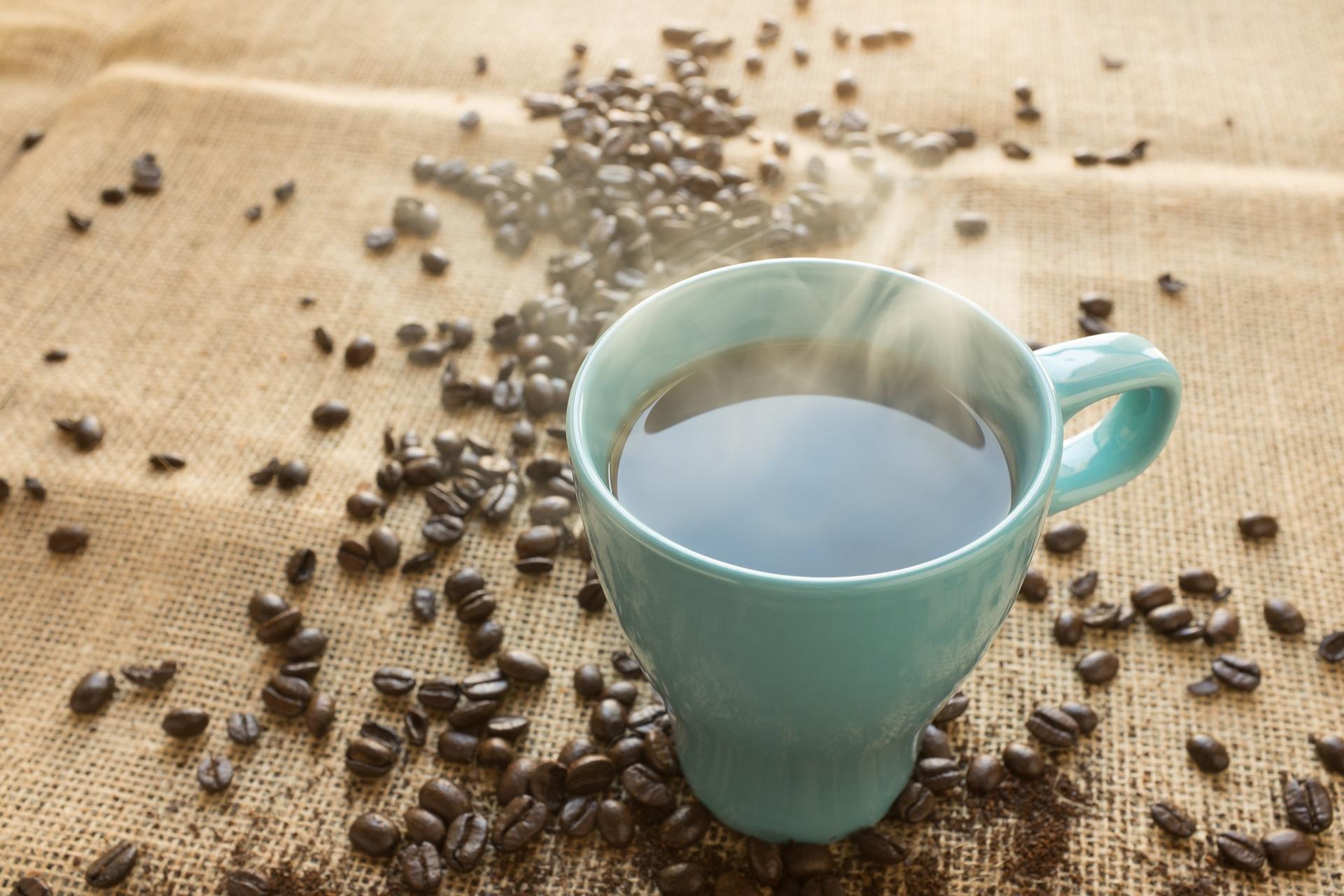 Кофе с 3 континентов