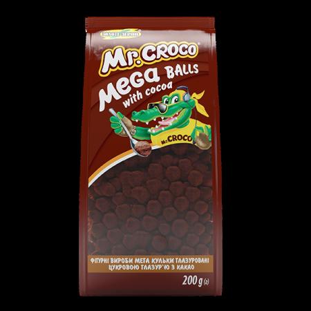Мега-шарики Mr. Croco 200 г