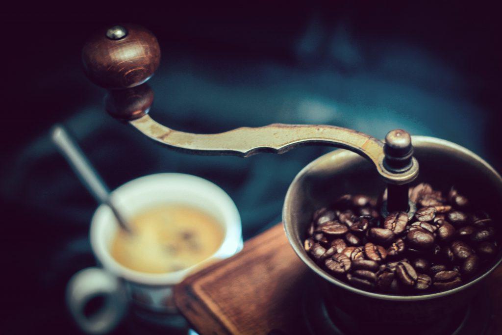 Обсмажування кави